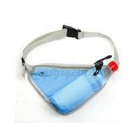 Jogging Hiking Run Water Bottle Holder Waist Belt Pack ...