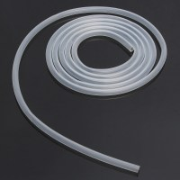 2 Meters Clear Food Grade Silicone Hose Tube Pipe Thin ...