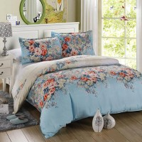 Modern Duvet Cover With Pillow Case Quilt Cover Set ...