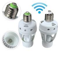 E27 ES Infrared PIR Motion Sensor LED Lamp Bulb Holder