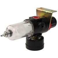 Airbrush Compressor AIR PRESSURE REGULATOR Gauge Water ...