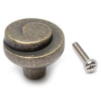 Bronze Cabinet Drawer Door Hardware 64/96/128mm Handle ...