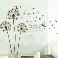 DIY Removable Vinyl Wall Stickers Home Decal Mural Office ...