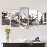 5 PANEL Canvas Print Modern Picture Wall Art Decor Home ...