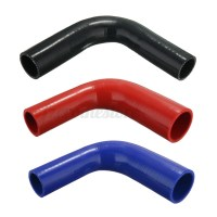 90 Degree Reducers Silicone Hoses Rubber Elbow Bend ...