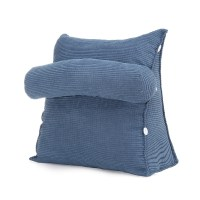 Adjustable Back Wedge Cushion Pillow Sofa Bed Office Chair ...