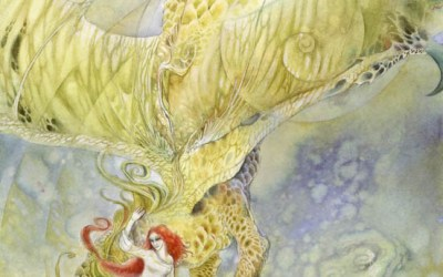 Le dragon en nous : l'autre interprétation
