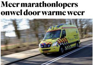 Nieuwsbericht van Amsterdam Marathon