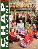 Winter Magazine Cover 2011