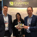 CHAPPER healthcare take part in the MSA Shoe World marathon