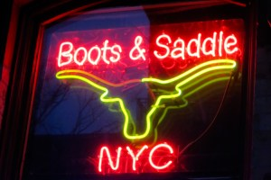 Boots and Saddle Christopher Street