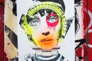 Street Art Series DAIN