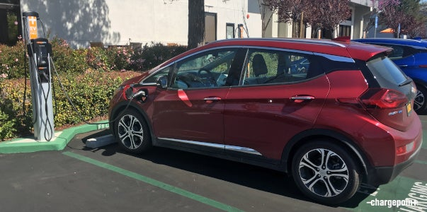 Charging the Chevy Bolt EV Everything You Need to Know ChargePoint