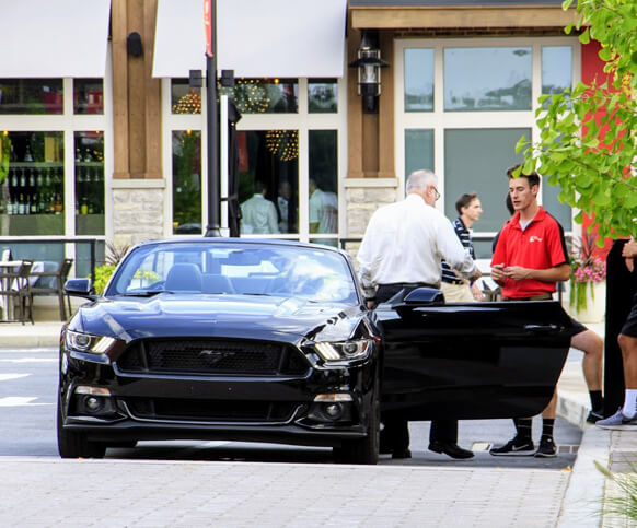 About Chariot Valet Parking Services for Philadelphia, the Main Line