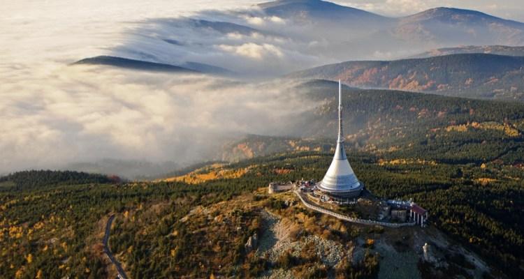 Jested Tower Hotel in Czech Republic 13