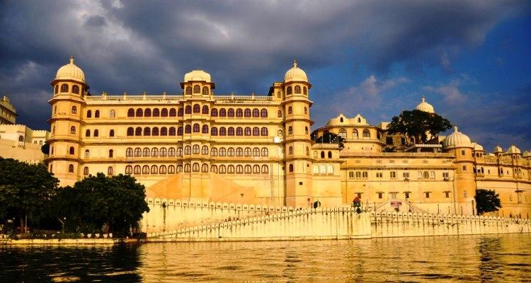 The Floating Lake Palace of Udaipur 21