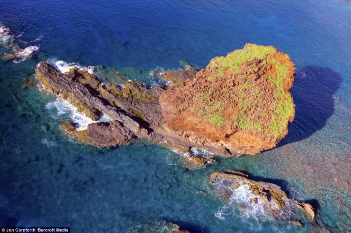 The stunning pictures of Hawaii from a Hexacopter