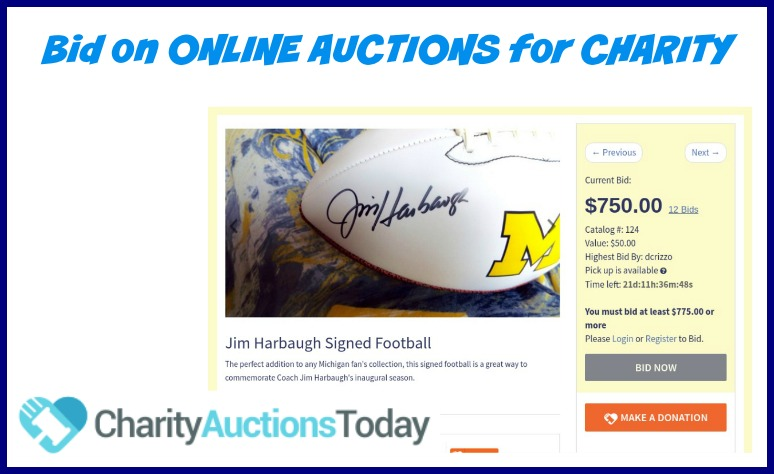 Silent Auction Archives Charity Auctions Today - silent auction app free