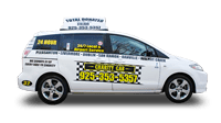 Our taxi in Pleasanton fleet has passenger friendly van options.