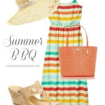summer BBQ outfit ideas