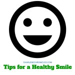 how to have a healthy smile