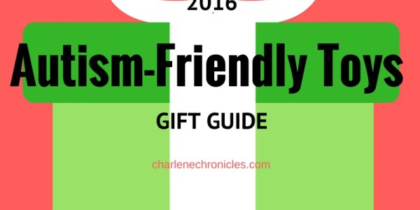 Autism Friendly Toys Gift Guide