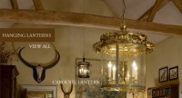 Charles Edwards Antiques - Lamps and Lanterns -King's Road ...