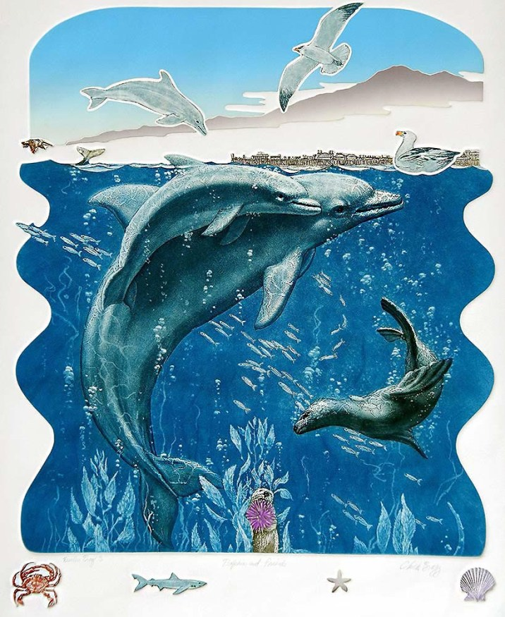 Dolphins and Friends