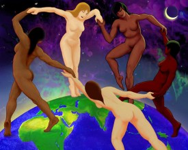 Earth Dance after Matisse