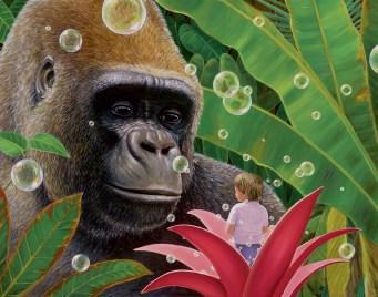 Gorilla and Boy