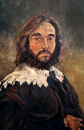 Self Portrait after Valesquez
