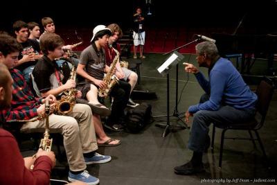 Stanford Jazz Camp