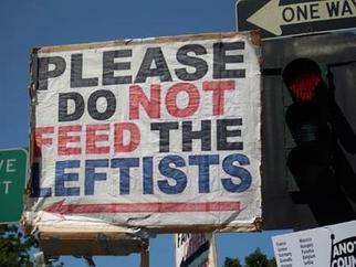 Three Types of Leftist - Evil, Stupid, Bleeding Heart