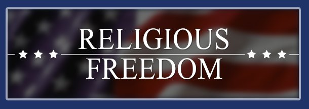 Freedom of Religion Is No Longer Free