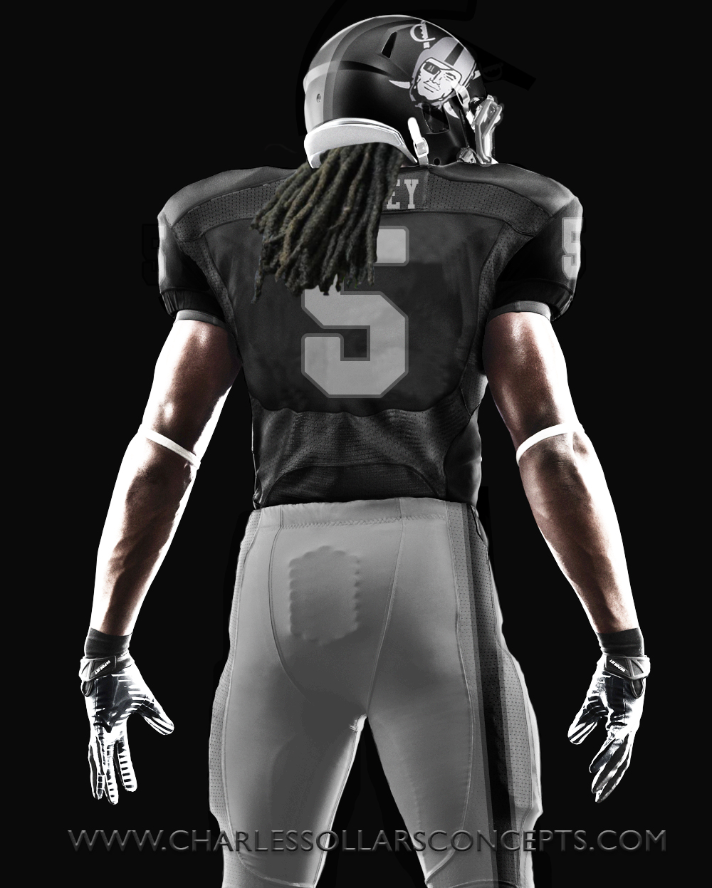 Oakland Raiders Uniforms Pictures To Pin On Pinterest