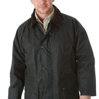 sherwood forest hunter wax jacket