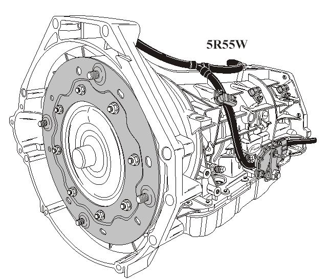 5r55w Diagram Wiring Diagram