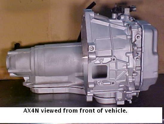 Warning Watch Out for These Ford AX4N Automatic Transmission