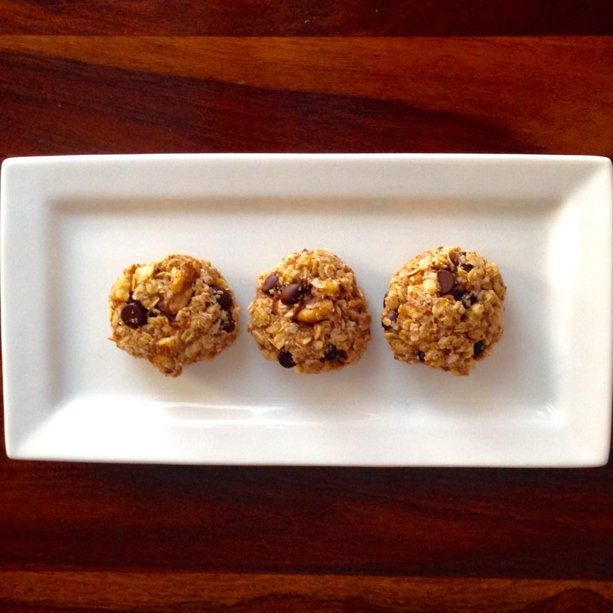 Breakfast Cookies from Bread & Wine by Shauna Niequist
