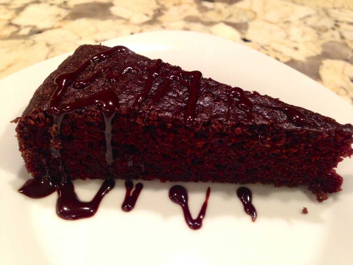 Low Labor Healthy Chocolate Cake For Every Occasion