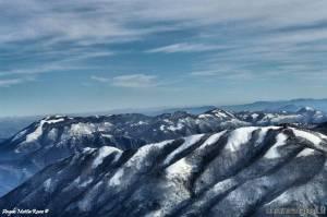 Monte Cervialto innevato