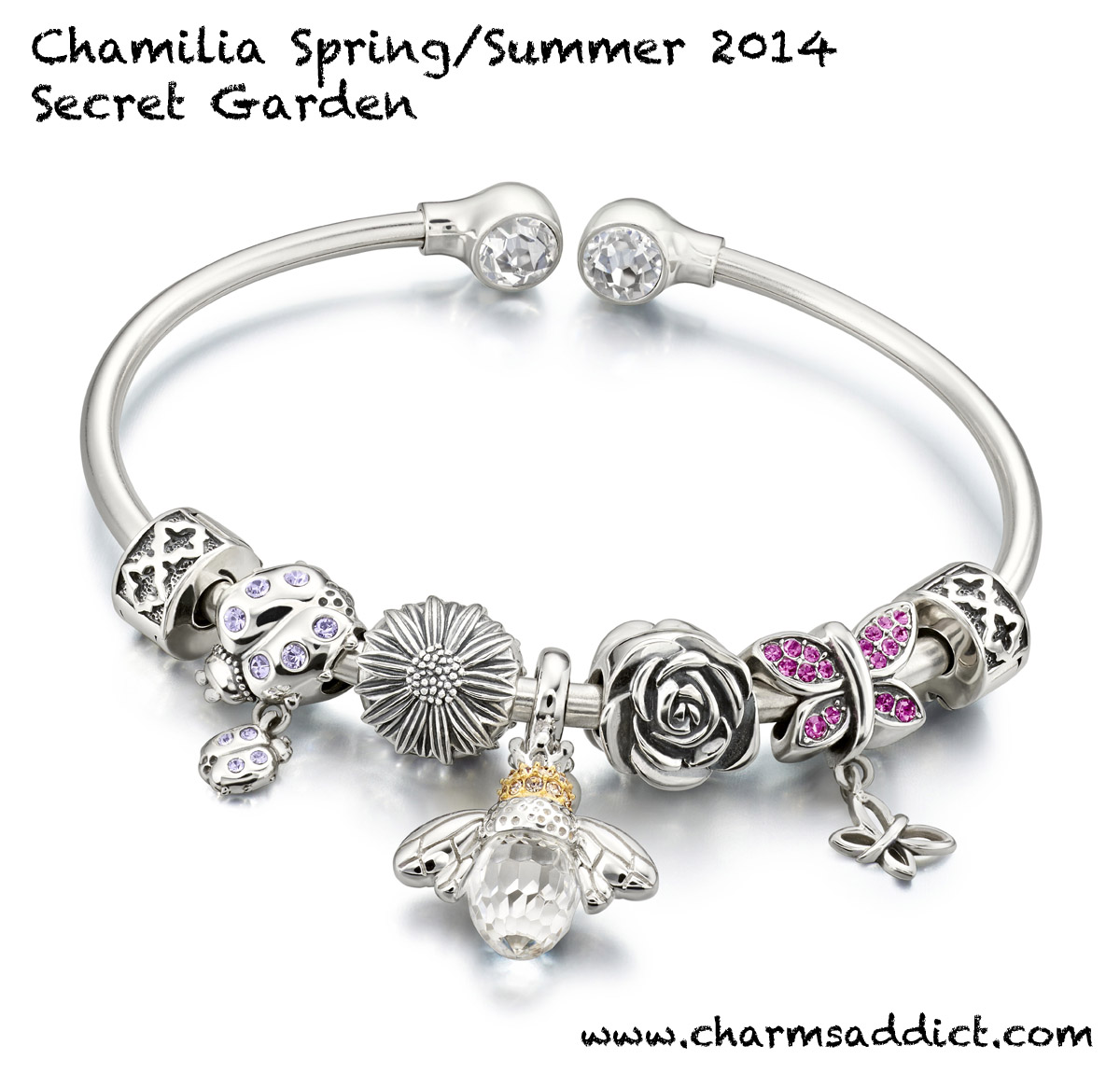 Chamilia Spring Summer Season 2 2014 Preview Charms Addict