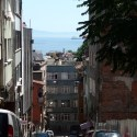 Istanbul's old tow is surprisingly hilly