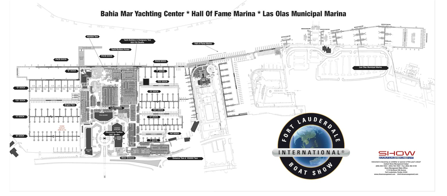 Fort lauderdale boat show luxury yacht charter