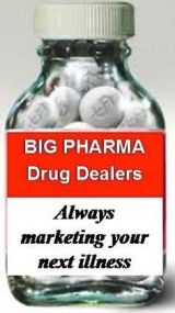 big pharma always marketing