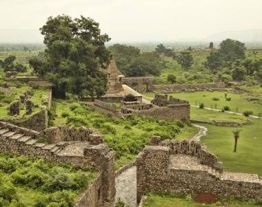 Haunted Bhangara Fort, India