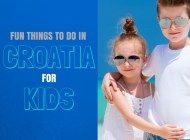 Family vacation ideas: Fun things for kids to do in Croatia