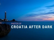 Travel to Croatia: Croatia after dark travel inspiration