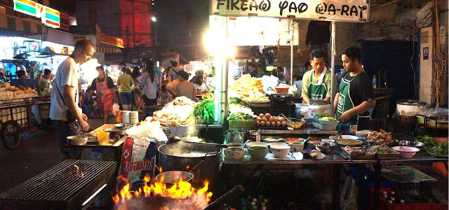 Thailand really is the epitome of all street food cities. In Bangkok and Chiang Mai, ratty old carts andportablekitchensline thesidewalks and, if families live close enough to the curbthey open […]
