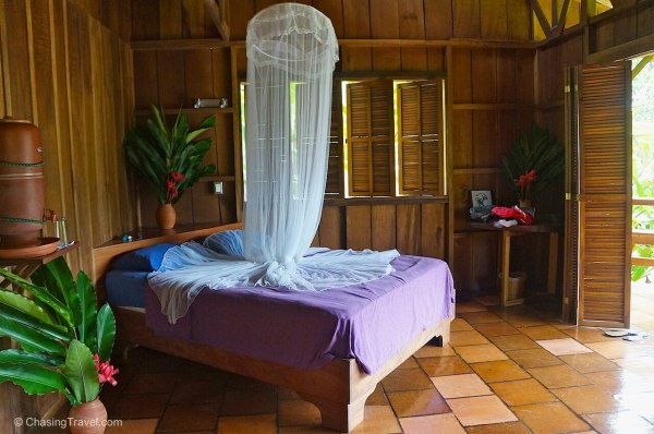 where to stay in costa rica jungle